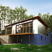 Waldsee BioHaus :: First certified PassivHaus in North America